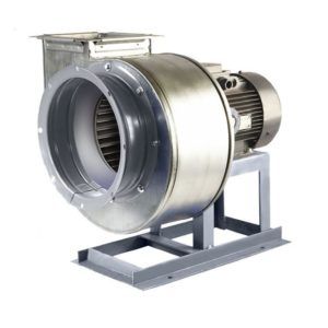 Вентилятор дымоудаления ВР 80-75 ДУ 16