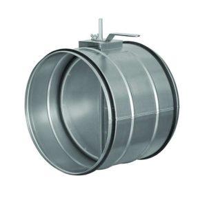 воздушный клапан круглый