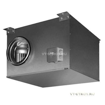 Вентиляторы в шумоизолированном корпусе