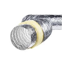 изолированные гибкие воздуховоды