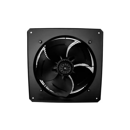 Компактные осевые вентиляторы YWF