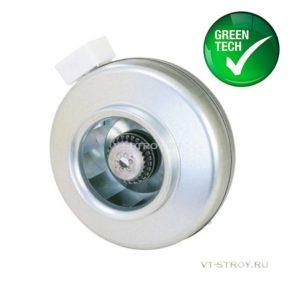 Вентилятор ВКВ 125 Е ЕС