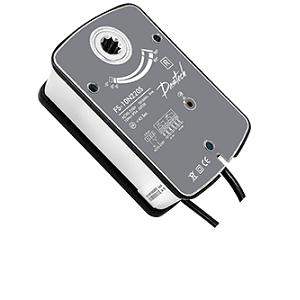 Электроприводы Dastech для противопожарных клапанов без возвратной пружины