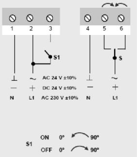 схема подключения LM